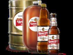Пиво Чешское оригинальное 0,5 л, 1 бут.
