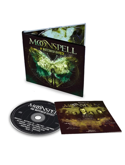 MOONSPELL - THE BUTTERFLY EFFECT CD