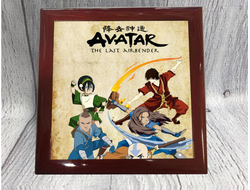 Шкатулка Аватар: Легенда об Аанге / Avatar: The Last Airbender №1