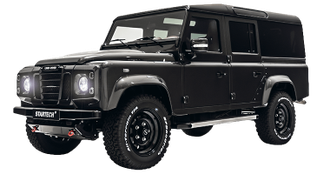 Шумоизоляция Land Rover Defender / Ленд Ровер Дефендер