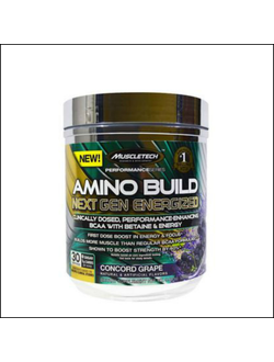 Аминокислоты MuscleTech Amino Build Next Gen 280g