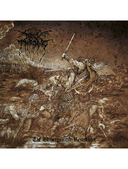 Darkthrone The Underground Resistance CD Digibook