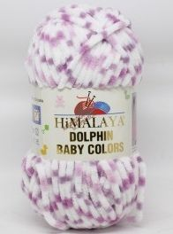 DOLPHIN BABY COLORS (80419)