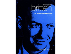 Britten: 6 Metamorphoses after Ovid (Oboe)