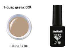Гель-лак Lovely №009, 12 ml