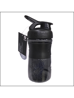 ШЕЙКЕР BLENDDERBOTTLE SPORT MIXER 20 oz black