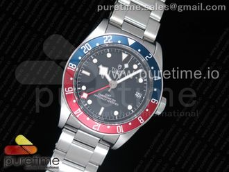 Black Bay GMT Pepsi Blue/Red