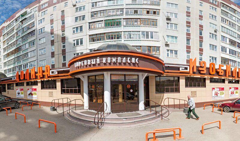 Казань БЦ Долина изобилия замки на окна