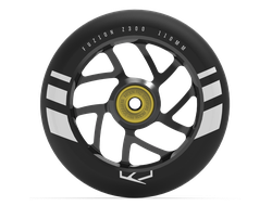 Колеса для самоката Fuzion Wheel (pair) - Black Ano / Black PU