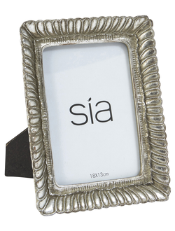 Фоторамка SIA ANGEL PHOTO FRAME 13x18, H22.3/W17.5 , 610326 ,