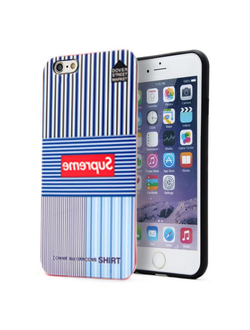 Чехол для iPhone 6 Supreme синий