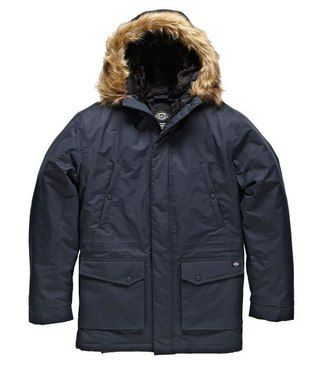Парка DICKIES Curtis Parka, Navy