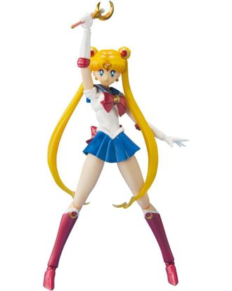 Фигурка Луна Сейлор Мун (Luna, Sailor Moon by Bandai)