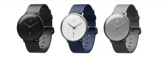 Умные часы Xiaomi Mijia Smart Quartz Watch серые