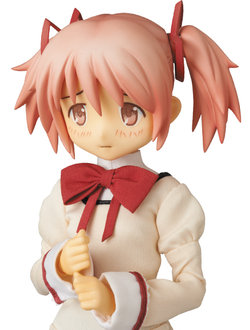 Кукла 1/6 Real Action Heroes Kaname Madoka School Uniform ver. (МАДОКА КАНАМЭ)