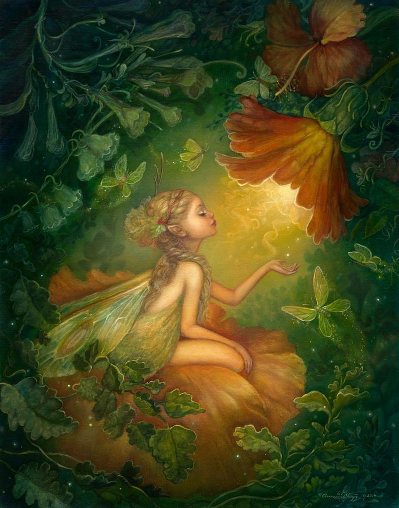 Сказочные эльфы картинки