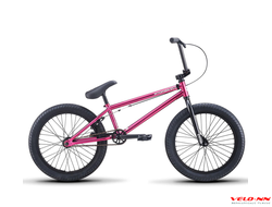 Велосипед BMX  ATOM Ion RaceCherry 2021