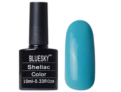 Гель лак Shellac BLUESKY 40555 HAVEN BLUE 10ml