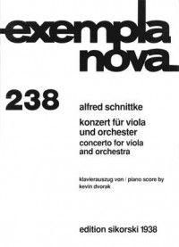 Schnittke, Concerto for Viola And Orchestra