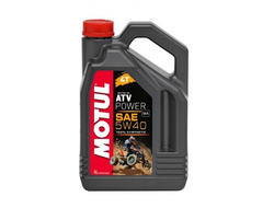 Motul ATV Power 4Т 5w40 ATV