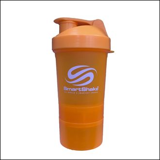 Шейкер Smart Shake Original2go 600ml orange