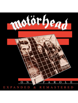 Motorhead - On Parole CD