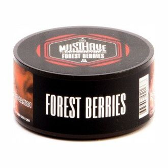 MustHave 25г - Forest berries (лесные ягоды)