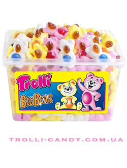 Trolli - Big Bear (1200g) 4000512992646