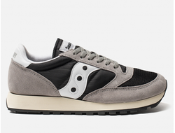 Кроссовки Saucony Jazz Original Vintage Grey Black White