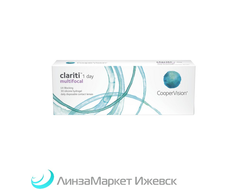 Clariti 1 day multifocal (30 линз)