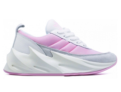 КРОССОВКИ ADIDAS SHARKS WHITE PINK