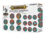 Age of Sigmar: Shattered Dominion 25 & 32mm Round Bases