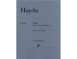 Haydn: Songs for Voice and Piano