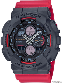 Часы Casio G-Shock GA-140-4AER