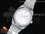 Royal Oak 41mm 15400 White