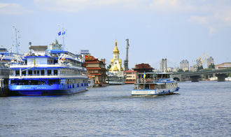 Ukrainian Waterways