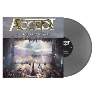 "ACCEPT Balls to the wall (live) 10"" silver"