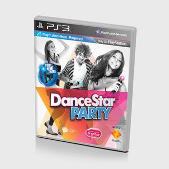 игра для PS3 DanceStar Party
