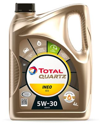 TOTAL QUARTZ INEO ECS 5W30, 4л.