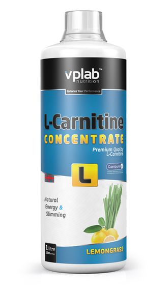 (VP Laboratory) L-Carnitine concentrate - (500 мл) - (вишня-черника)