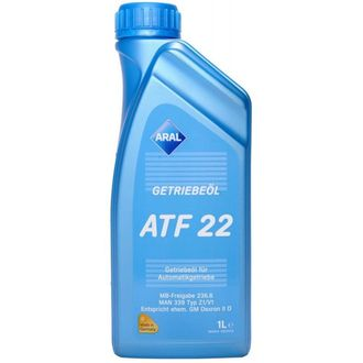 ARAL Getriebeol ATF 22 (1_литр)