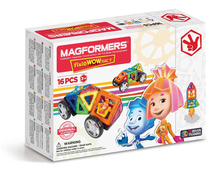 Конструктор Magformers Fixie Wow Set (Фиксики)