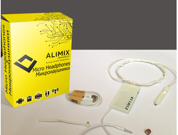 Микронаушник Alimix Turbo wireless