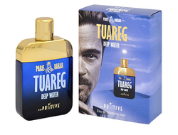 Tuareg Deep Water eau de toilette for men