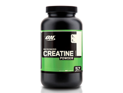 (Optimum Nutrition) Creatine Powder - (300 гр)