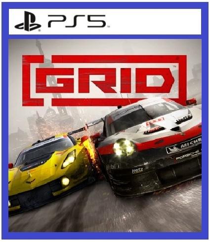 Grid (цифр версия PS5 напрокат)