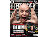 TERRORIZER Magazine October 2011 Devin Townsend, Machine Head Cover Иностранные музыкальные журналы