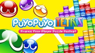 Puyo Puyo Tetris (New)[Nintendo Switch, английская версия]