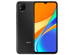 Смартфон Xiaomi Redmi 9C 2/32GB (NFC) Grey Black EU GLOBAL VERSION (M2006C3MNG)
