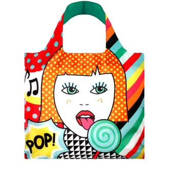 Сумка LOQI FASHION - POP Lollipop